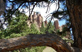 West Boulder Kids Camp Location - Red Rocks