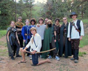 Adventure Quest - fun summer camp for kids