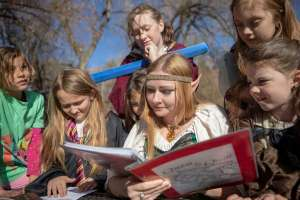 Creative writing camp for kids in Boulder