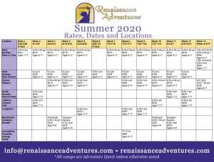 Boulder Summer Camps